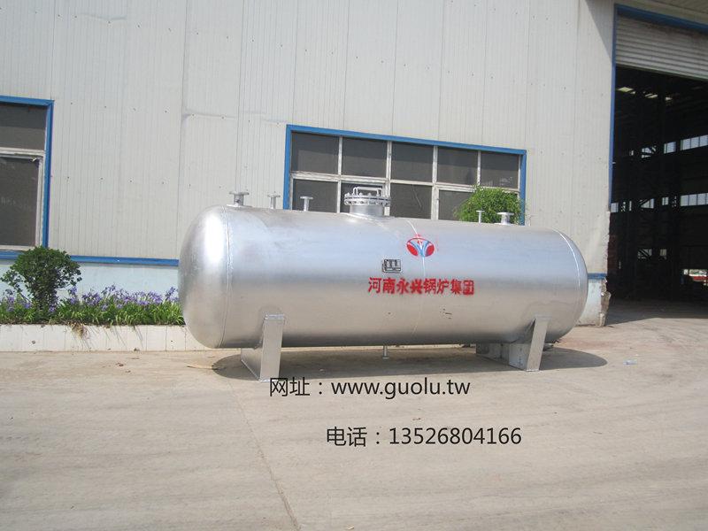 6立方蒸汽储罐