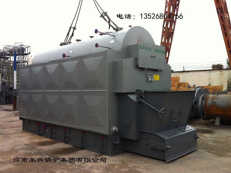 4吨燃煤蒸汽猎趣tv在线播放发货现场
