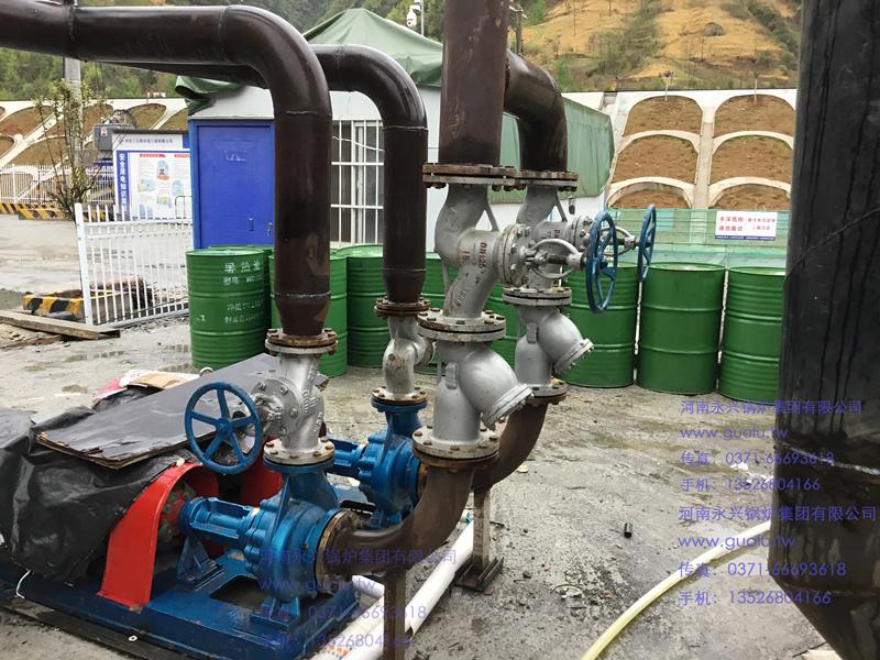 导热油循环泵